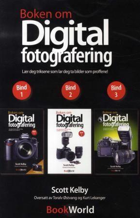 Boken om digital fotografering (Pocket)