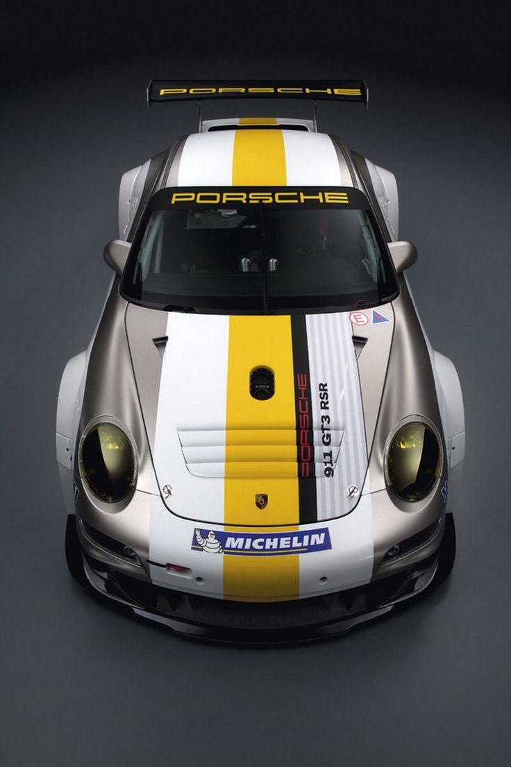 Porsche 911-997 RSR GT32011-2013