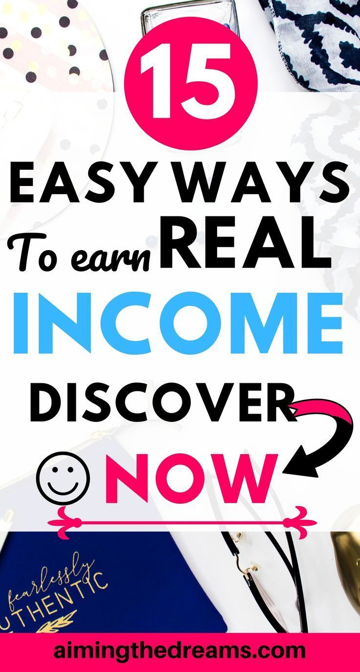 How to earn real money the easy way now – Side Hustles/Make Extra Money
