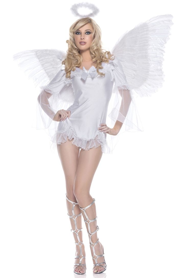 Sexy Angel Costume L Sexy Indian Costume