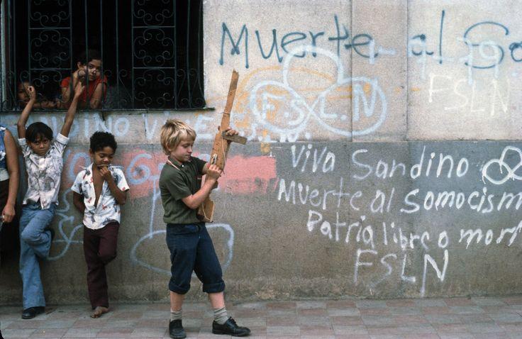 Estelí, Nicaragua, 1979