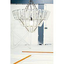 Leitmotiv Kroonluchter Fles - 90 cm
