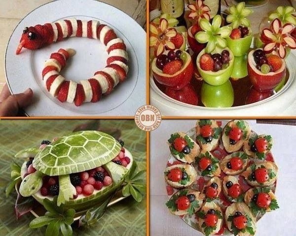 1000 images about decoraci n frutas on pinterest for Secar frutas para decoracion