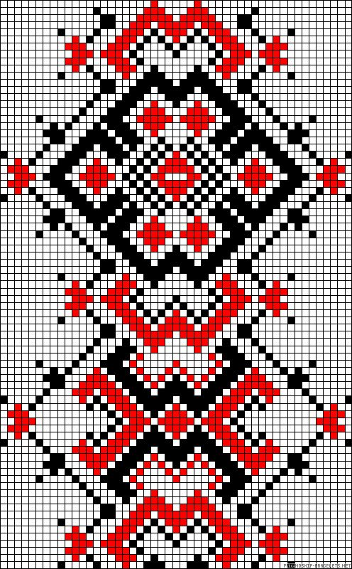 Design perler bead pattern