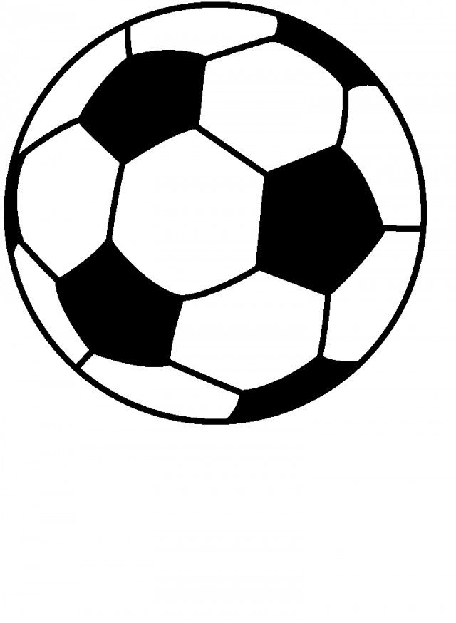 Cartoon Soccer Balls Cliparts Co Soccer Ball Free Clip Art Ball Drawing