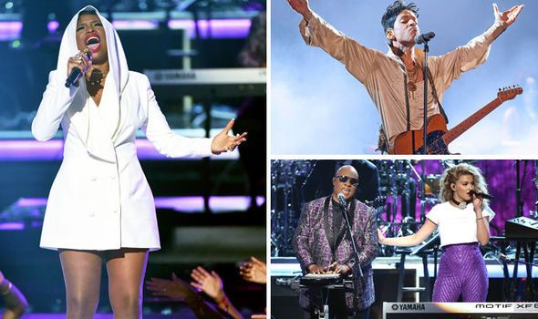 WATCH: Amazing Prince tribute at BET Awards by Stevie Wonder Jennifer Hudson and more