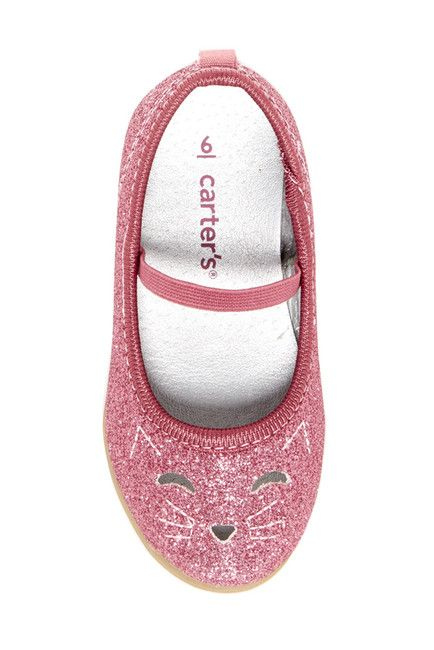 Image of Carter's Kate Mary Jane Flat (Toddler & Little Kid)