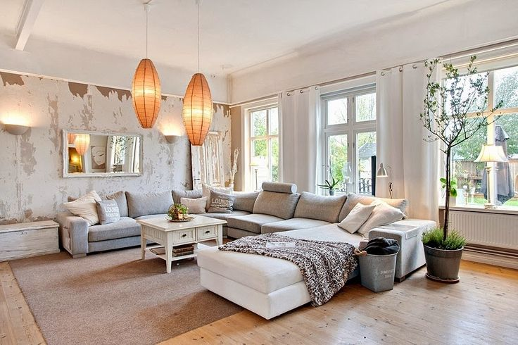 moderne stue inspirasjon - Google-søk