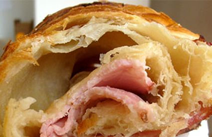 Croissant Platter - WA Finger Food Catering Perth