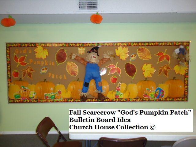 Fall+Scarecrow+God's+Pumpkin+Patch+Bulletin+Board+Idea+Sunday+School+2.jpg 640×480 pixel