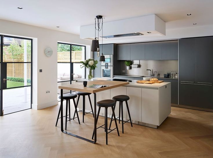 timeless living modern kitchenkitchen architecture