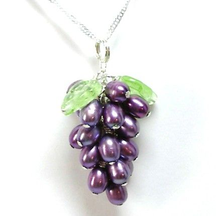 17 best images about i collect grape earrings on pinterest for Buy grape vines for crafts