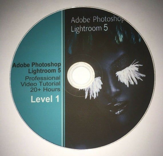 Adobe lightroom dvd