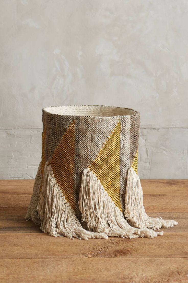Shop the Fringed Triangle Basket and more Anthropologie at Anthropologie today. Read customer reviews, discover product details and more.