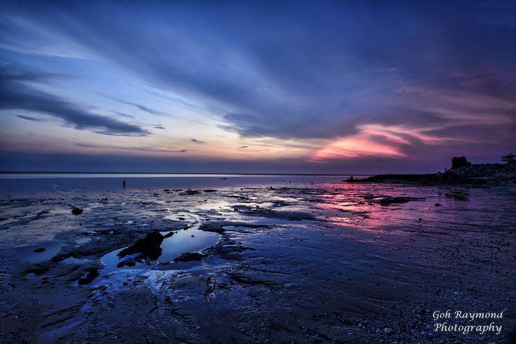 Mirror light reflect @ seaside-Sekinchan by GohRaymond Photography on 500px