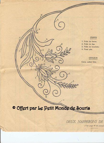 Modeles Gratuits Dibujos Y Disenos Pinterest Embroidery