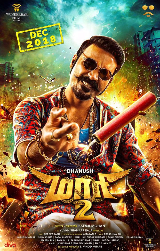 Maari 2 (2019) Malayalam Original 720p HDRip x264