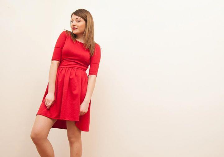 haljina vuneni žersej cena 2500din | Dresses | Dresses ...