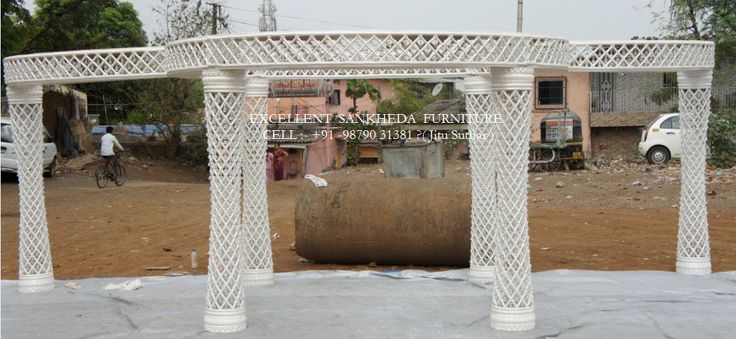 New Plazzo Mandap (fibre Glass)