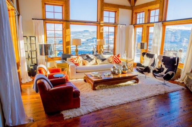 30 Luxe Hotels for Hitting the Slopes via Brit + Co