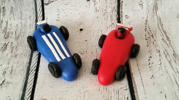 Hey, I found this really awesome Etsy listing at https://www.etsy.com/listing/225063544/6-race-car-cake-toppers-cars-cars-cakes