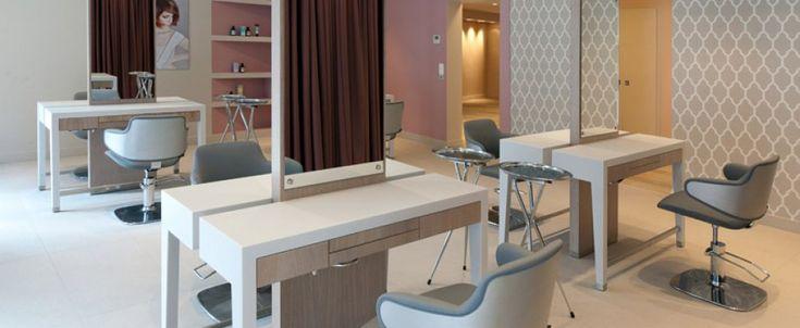 @SamuelRocher Paris 16ème, un espace pluriel de 800 m², salon de #coiffure, #barbier et institut de #beauté !