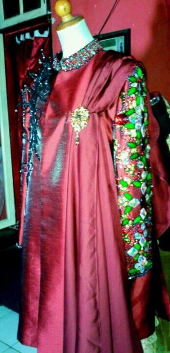 spesial kostum bwt Nassar