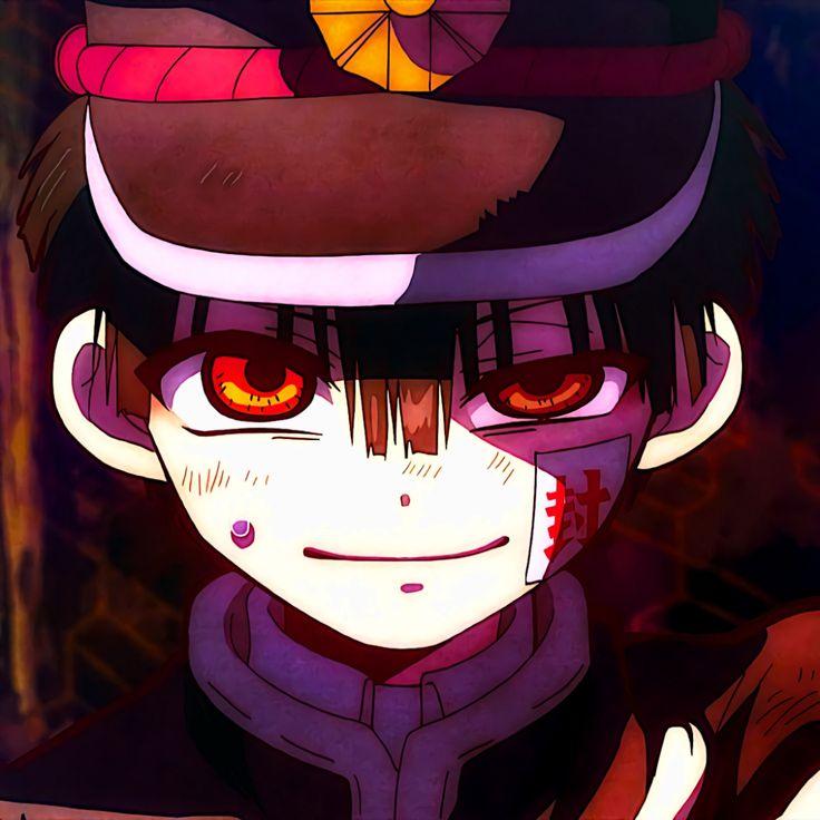 As the ghost haunting the third stall of the girls' toilet, hanako took an interest in yashiro and made a deal with her throughout the events of the first episode: Jibaku Shounen Hanako-kun ,Hanako-kun HD   Anime, Jibaku ...