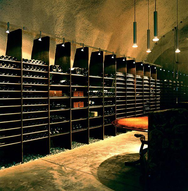 Winery by UrbanLab Design , via Behance
