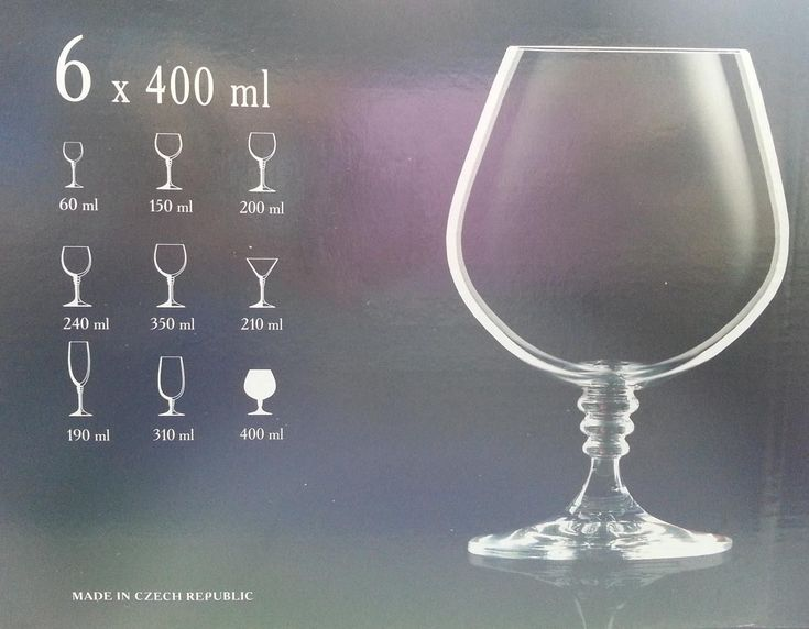#ebay antique Bohemia crystal cognac Snifter 13.5 oz 400 ml Czech Republic , SET OF 6 withing our EBAY store at  http://stores.ebay.com/esquirestore