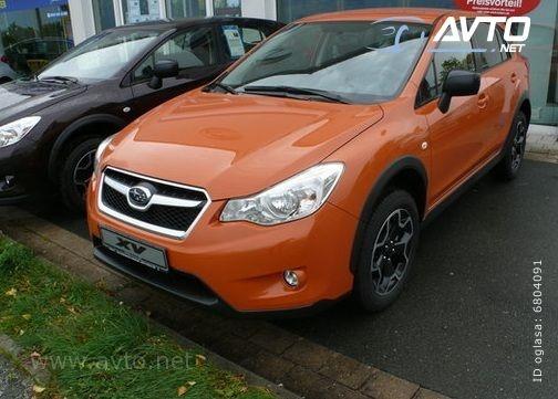 SubaruXV1.6 ActiveCENA: 21.950 €  bencinski motor, 1600ccm,84kW/115KM