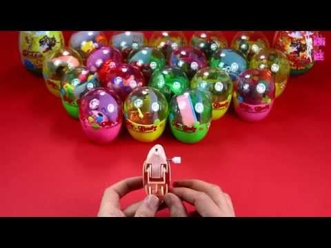 Suprise Egg & Suprise Toy Videos ♥My Magic Toys♥ - YouTube