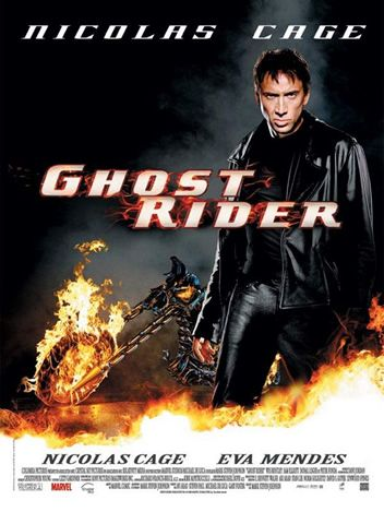 Ghost Rider Movie Poster