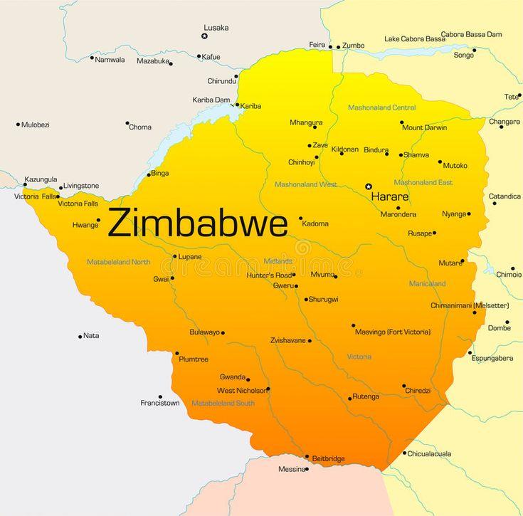 Travel to Zimbabwe - TravelsMaps.Com