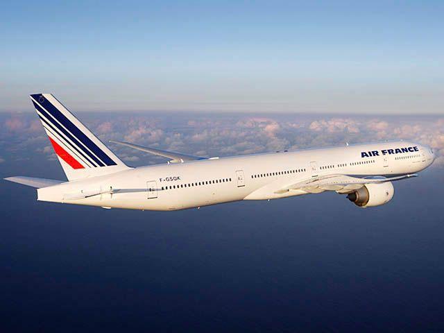 Air France : un concert de musique classique sur un vol Paris-Séoul