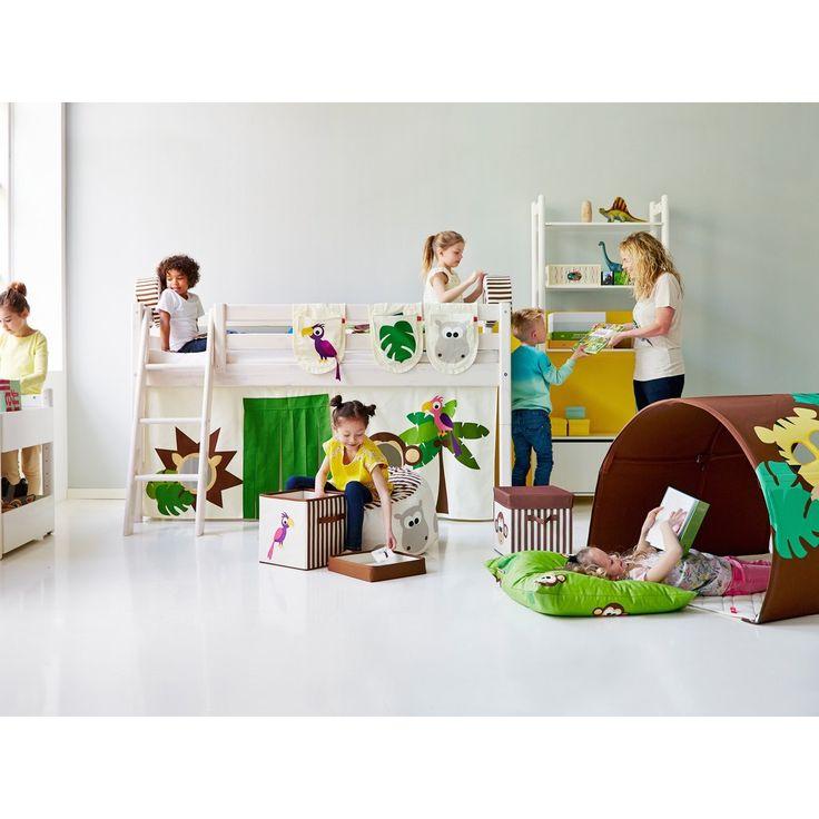 Die besten 25 hochbett flexa ideen auf pinterest for Kinderhochbett junge