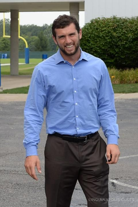 Andrew #Luck #Indianapolis #Colts