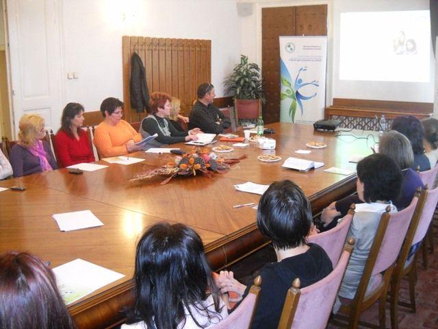 ODORHEIUL SECUIESC judetul HARGHITA – Seminarul pentru formare de formatori, educaţie ecologică