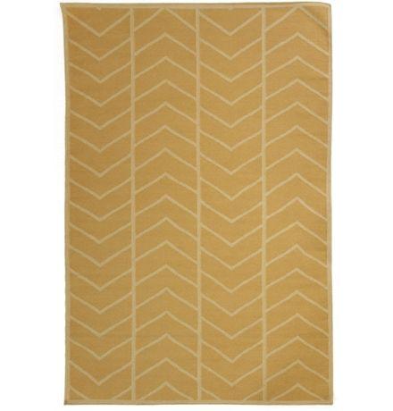 Neva Wool Rug 160 x 230 matt blatt $495