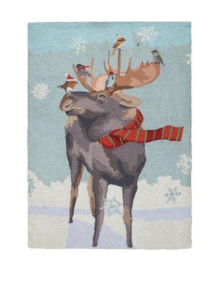 новогодние открытки с лосями собор представляет