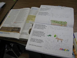 Social Studies Notebooking - keep students engaged while reading textbooks: Study Notebooks, Schools Ideas, Recipes Books, Science Notebooks, Interactive Notebooks, Social Studies, Classroom Ideas, Ads Notebooks, Social Study