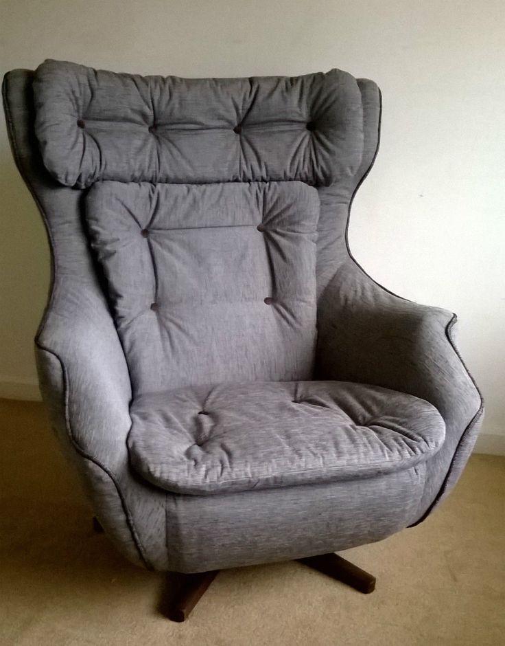 Best Furniture Restoration Images On Pinterest Furniture - Parker knoll egg chair