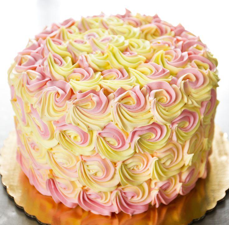 15 best Summer Cakes images on Pinterest Summer cakes Custom cake