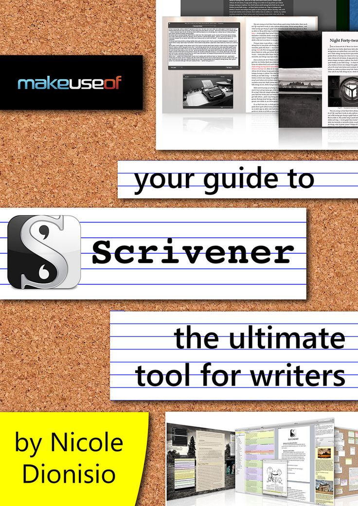 Your Guide To Scrivener - ultimate guide to using scrivener this is an awesome tool for authors. If your looking for a tutorial on how to use this for your benefit then check out this post. *