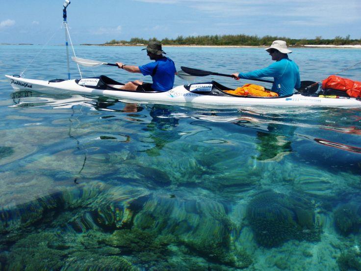 Ibo Island Lodge - Kayak fahren