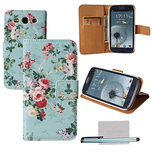 xhorizon® Circus Colour Rose Flower Style PU Leather Case Cover For Samsung Galaxy S3 III i9300 w/ Stylus + Cleaning Cloth xhorizon http://www.amazon.co.uk/dp/B00LE5E48E/ref=cm_sw_r_pi_dp_sOgJub1ATGX3P
