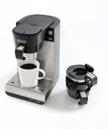 {Quick and Easy Gift Ideas from the USA}  BUNN MCU Single Cup Multi-Use Home Coffee Brewer http://welikedthis.com/bunn-mcu-single-cup-multi-use-home-coffee-brewer #gifts #giftideas #welikedthisusa