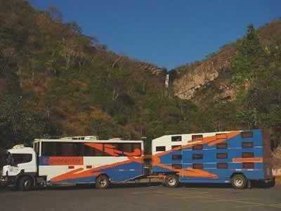 Exploranter (Brazil): a hotel on wheels