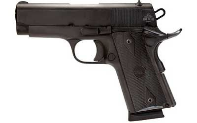 Rock Island Armory 51416 M1911 A1 CSP Pistol .45 ACP 3.5in 7rd Parkerized for sale at Tombstone Tactical.