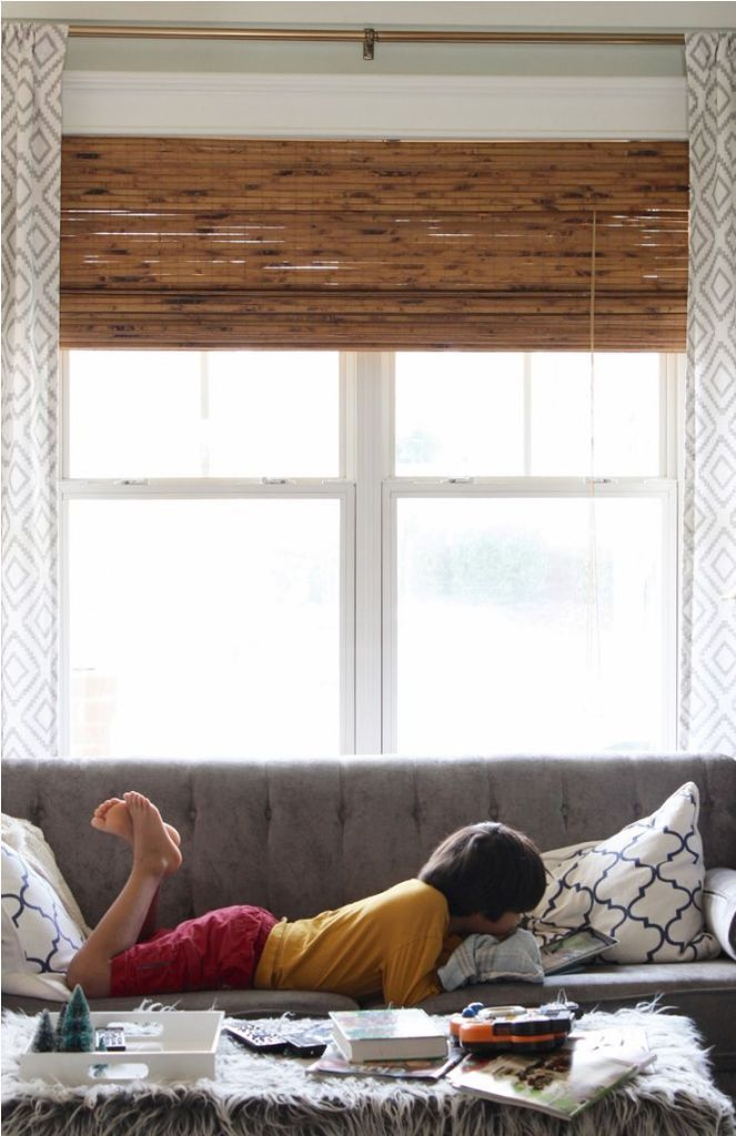Home Interiors Classic Bamboo Blinds Bathroom Also Custom From Ideas